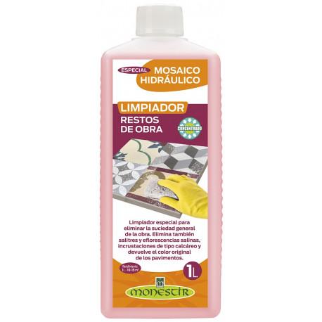Limpiador Mosaico Hidráulico